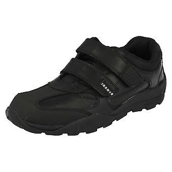 Escuela de los muchachos Startrite zapatos Reflector