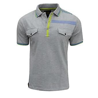 Henleys Men's Visit Plus Size Regular Polo T Shirt Top