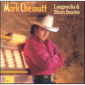 Mark Chesnutt - Longnecks & Short Stories [CD] USA import