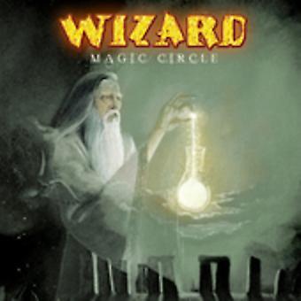 Wizard - Magic Circle [CD] USA import