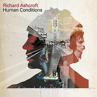Richard Ashcroft - Human Conditions [CD] USA import