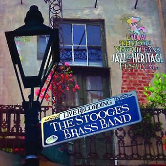 Stooges Brass Band - Live at Jazzfest 2013 [CD] USA import