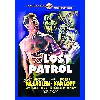 Importer de la patrouille perdue (1934) [DVD] é.-u.