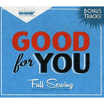 Importer : Good for You - Full Service (2013) [CD] é.-u.
