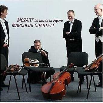 W.a. Mozart - Mozart: Le Nozze Di Figaro (Arrangement for String Quartet) [CD] USA import