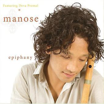 Manose - Epiphany [CD] USA import