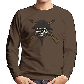 Do Your Bit On The Battlefield Men's Sweatshirt