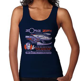 The Fifth Element Zorg Blaster ZF-1 Women's Vest