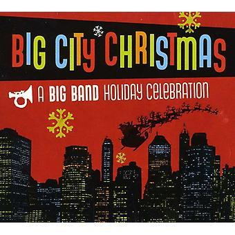 Refleksioner - Big City jul [CD] USA importerer
