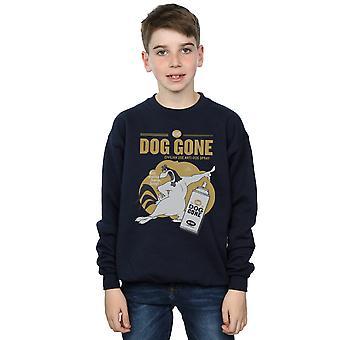 Looney Tunes Boys Foghorn Leghorn Dog Gone Sweatshirt
