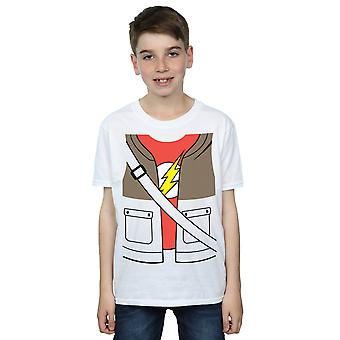Big Bang Theory Boys Sheldon Cooper Costume T-Shirt