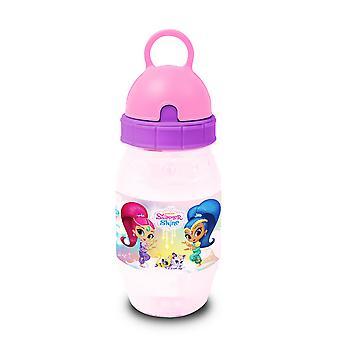 Shimmer & Shine Childrens/Girls Official Character Pixie Water Bottle