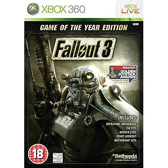 Fallout 3 - Game Of The Year Edition (Xbox 360) - Neu