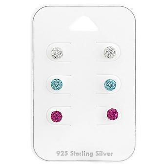 Ronde - 925 Sterling Zilver Sets - W38083X