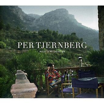 Per Tjernberg - Music Is My Salvation [CD] USA import
