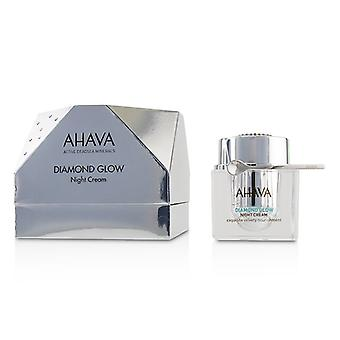Ahava Diamond Glow Night Cream - 50ml/1.7oz