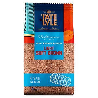 Tate & Lyle Light Soft Brown Sugar