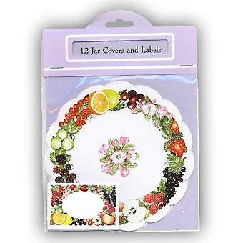 Keycraft Covers And Labels - Preserves Pl01