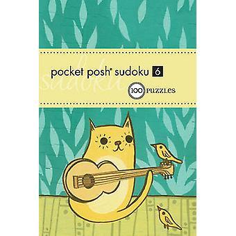 Tasche schicke 6-100 Sudokus von der Puzzle-Society - 97807407978
