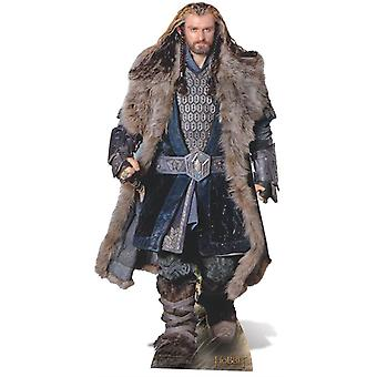 Thorin Oakenshield uit The Hobbit Levensgrote Kartonnen Uitsnede / Standee