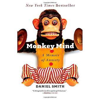 Mente de macaco: Um livro de memórias de ansiedade