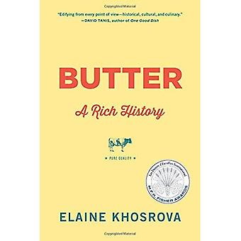 Smør: En rik historie
