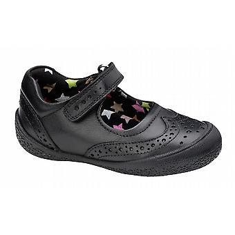 Hush Puppies meisjes Rina School schoenen zwart F montage