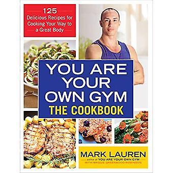 U bent uw eigen sportschool Cookbook