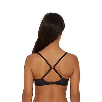 Scarlett Black Lace GOSSARD 15301 féminin rembourré soutien-gorge armatures Plunge
