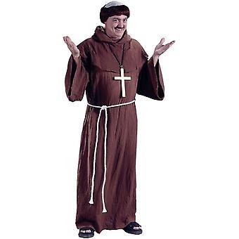 Medieval Monk Adult Costume