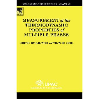Measurement of the Thermodynamic Properties of Multiple Phases by Weir & R. D.