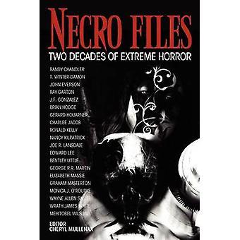 ネクロは、マーティン & ジョージ r. r による極端な恐怖の20年のファイルを持っています。