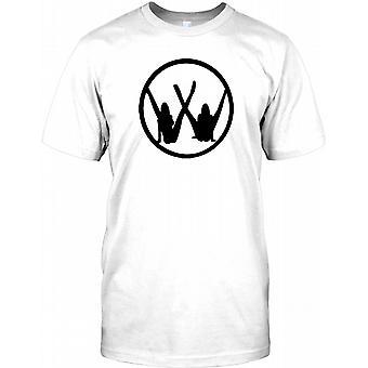 VW Ladies Legs - Volkswagen inspirierte Herren-T-Shirt