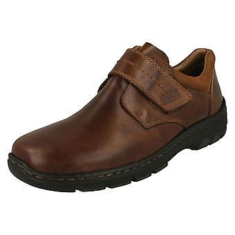 Mens Rieker Smart sapatos 19962