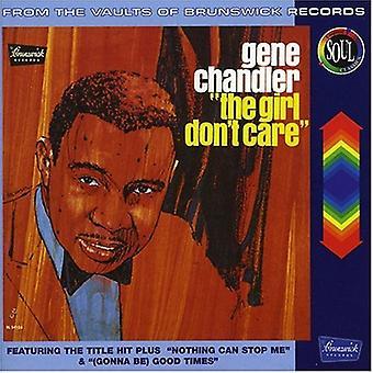 Gene Chandler - Girl Don't Care [CD] USA import