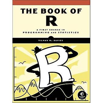 The Book of R by Tilman Davies - 9781593276515 Book