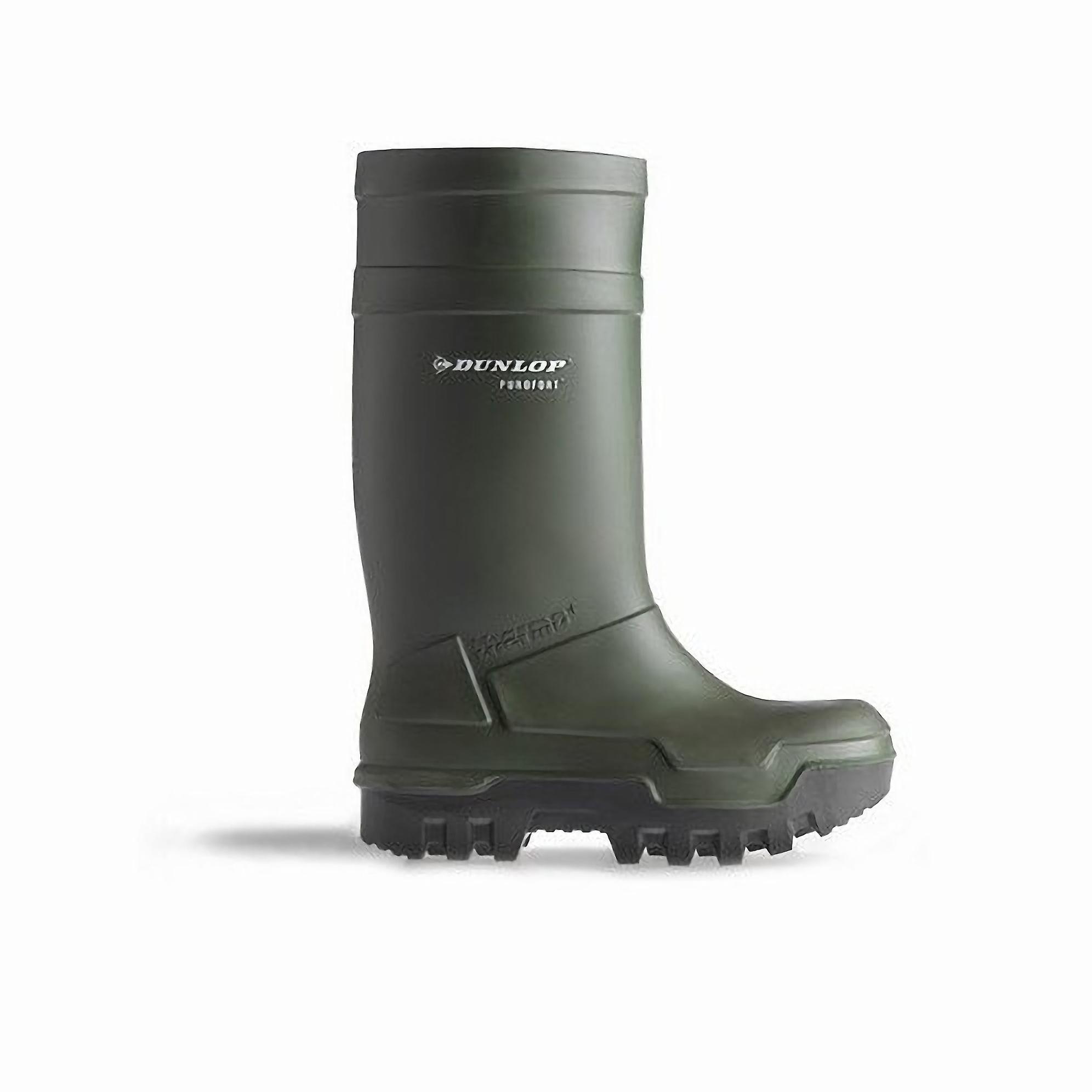 Dunlop C662933 Purofort Thermo + Full säkerhet Wellington