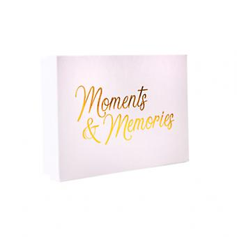 Little Box Of Love Moments And Memories From Splosh Gifts