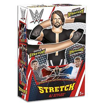 WWE - تمتد أنماط AJ