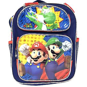 Kleiner Rucksack - Nintendo - Super Mario & Luigi 12