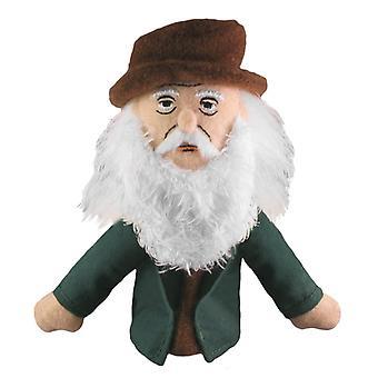 Finger Puppet - UPG - Leonardo Soft Doll Toys Gifts Licensed New 0543