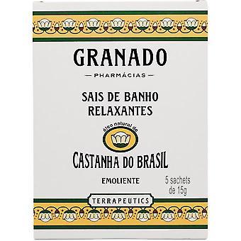 Salts De Bains Castanha Do Brasil
