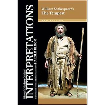 The Tempest - William Shakespeare by Harold Bloom - 9781604133530 Book