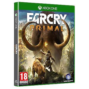 Ubisoft Far Cry Primal Xbox (babyer og børn, legetøj, Multimedia og elektronik)