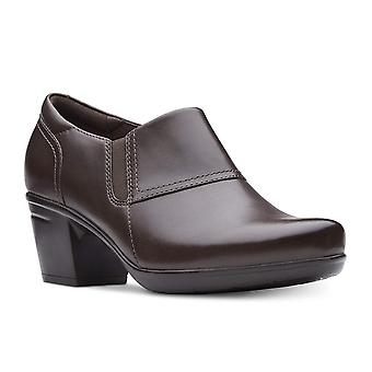 Clarks Womens Emslie Craft Closed Toe Mules
