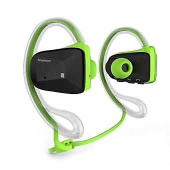 NS200 Bluetooth Neckband Sports Headphones With NFC