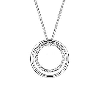 Elli 0103540512_80 - Chain with women's pendant - silver sterling 925 - 800 mm
