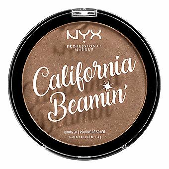 NYX PROF. MAQUIAGEM Califórnia Beamin Face & Body Bronzer-The Golden One