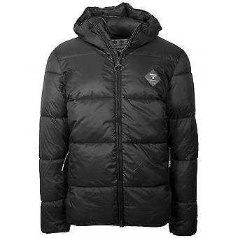 Barbour Beacon Ross Quilt Black Fibre-Down Jacket
