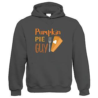 Pompoen pie Guy hoodie | Halloween fancy dress kostuum Trick or Treat | Hallows Eve Ghost pompoen heks truc traktatie Spooky | Halloween gift hem haar verjaardag